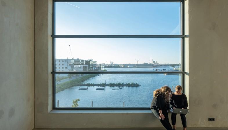 MVRDV SALT office building in Amsterdam