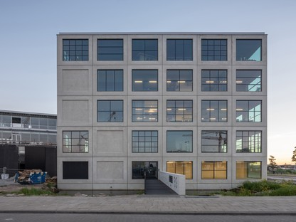 MVRDV SALT office building in Amsterdam