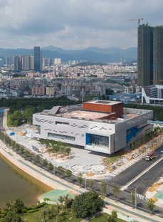 OPEN Architecture Pingshan Performing Arts Centre in Shenzhen