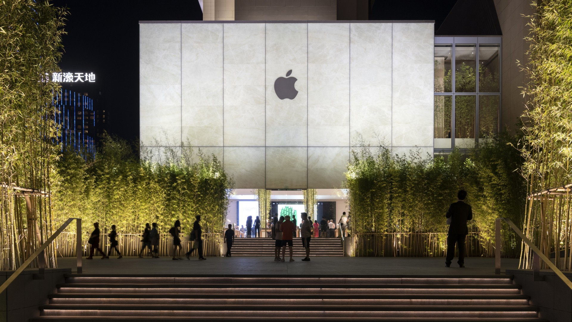 Foster Partners Apple Cotai Central Macao Floornature