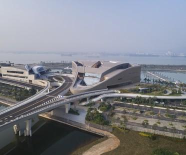 UNStudio Asia  Keppel Cove Marina & Clubhouse in Zhongshan