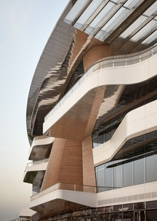 UNStudio Asia  Keppel Cove Marina & Clubhouse in Zhongshan