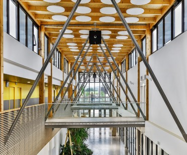 Kardham Cardete Huet Architecture Collège de L'Isle Jourdain