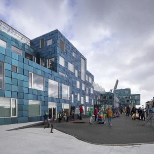 C.F. Møller Architects Copenhagen International School Nordhavn Copenhagen