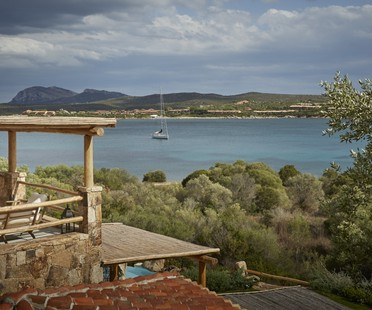 Westway Architects Villa Tortuga a dream home in Sardinia
