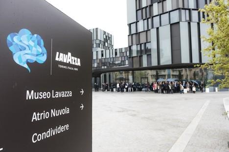 Cino Zucchi, Ferran Adrià and Federico Zanasi, Dante Ferretti and Ralph Appelbaum for Nuvola Lavazza Turin