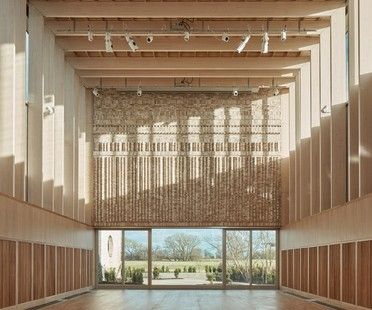 Storey&rsquo;s Field Community Centre and Nursery by MUMA, Cambridge<br />