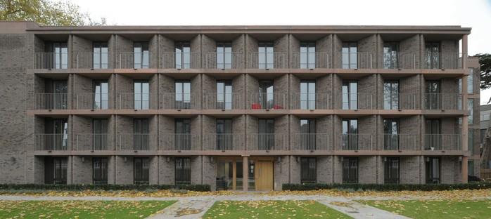 Henley Halebrown, Chadwick Hall, London