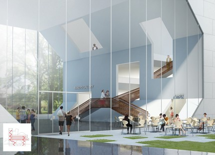 Steven Holl Architects, University College Dublin's Future Campus