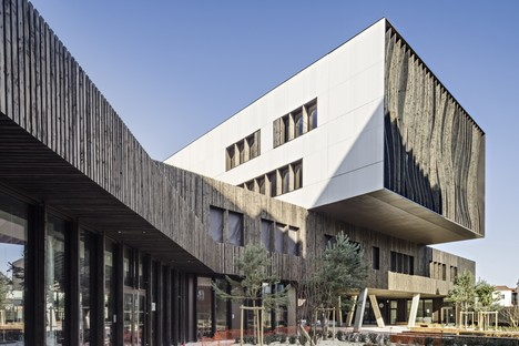 Brenac & Gonzalez & Associés, La Plaine Saint Denis High-School