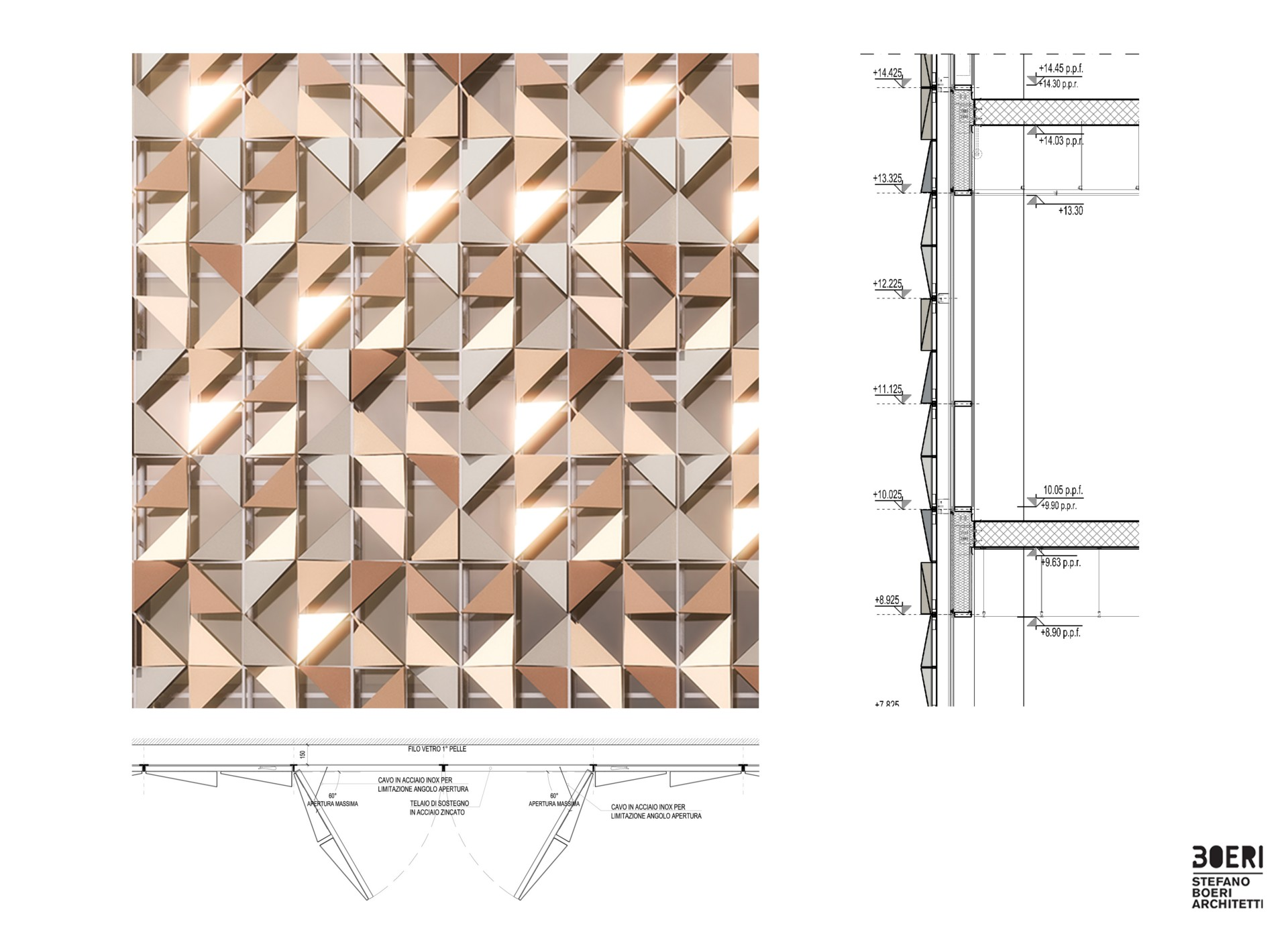 Stefano Boeri Architetti's first project in Tirana, the Blloku Cube