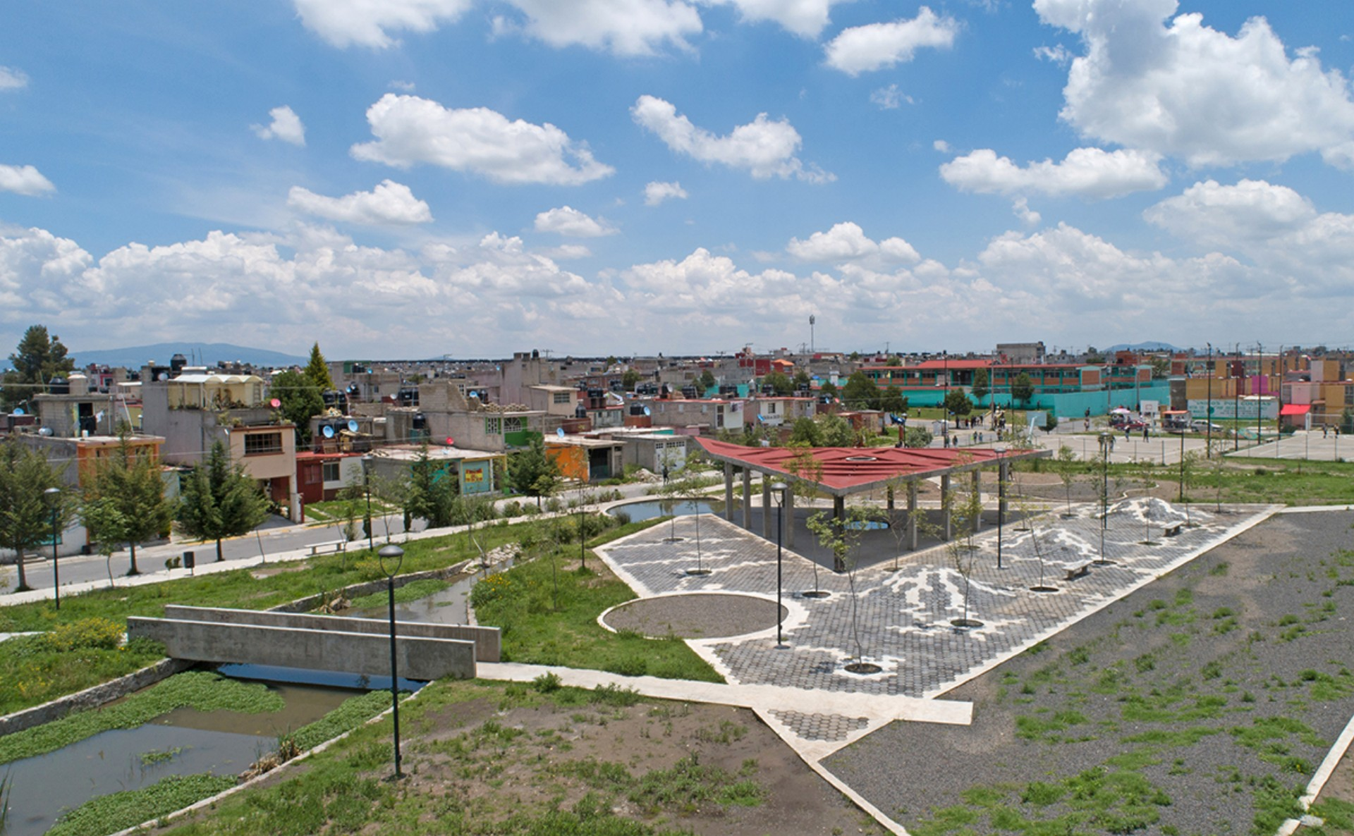 Two urban projects by architect Francisco Pardo in Mexico