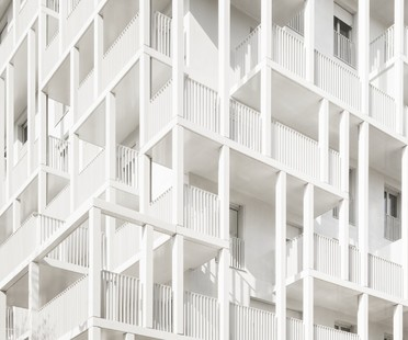 Hardel Le Bihan Social Housing in Paris