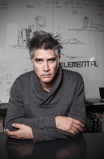 The RIBA presents the Charles Jencks 2018 Award to Alejandro Aravena
