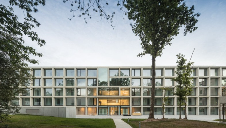 KAAN Architecten ISMO Institut des Sciences Moléculaires d'Orsay, Paris
