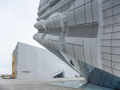 MVRDV The Imprint Paradise City Seoul, South Korea