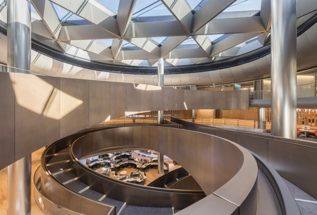 The 2018 RIBA Stirling Prize goes to Foster + Partners' Bloomberg