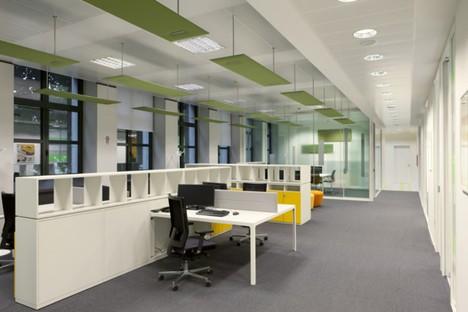 Progetto CMR - Massimo Roj Architects contemporary offices in Milan