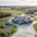 C.F. Møller Architects The Heart in Ikast, Denmark