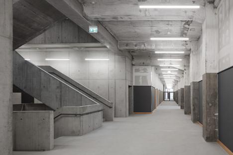 O&O Baukunst Ernst Busch Academy of Dramatic Arts, Berlin