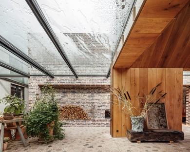 BIG Bjarke Ingels Group designs a restaurant village