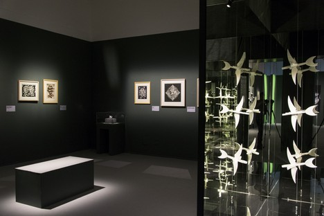 Escher exhibition at PAN Palazzo delle Arti di Napoli