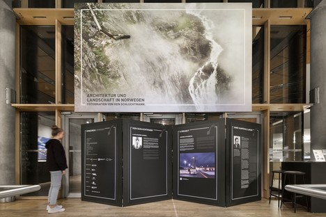 Ken Schluchtmann: Architecture and landscape in Norway exhibition