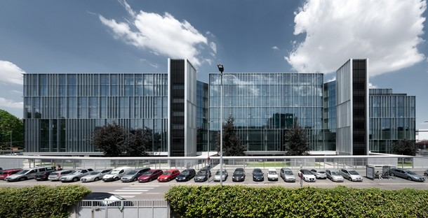 PARK Associati redesigns the Engie Headquarters building in the Bicocca district