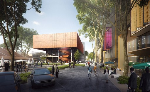 Ennead Architects' new financial and commercial centre in Shanghai