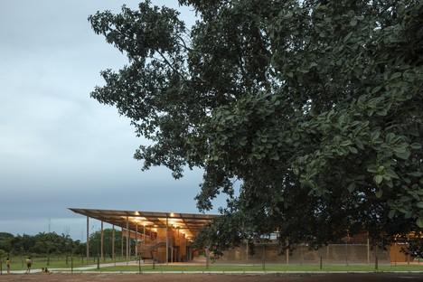 RIBA International Prize 2018 goes to Aleph Zero and Rosenbaum's Children Village