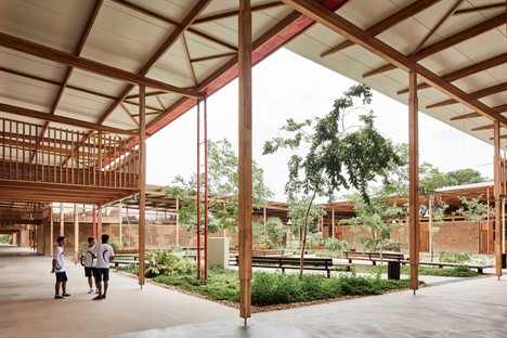 RIBA International Prize 2018 goes to Aleph Zero and Rosenbaum's Children Village