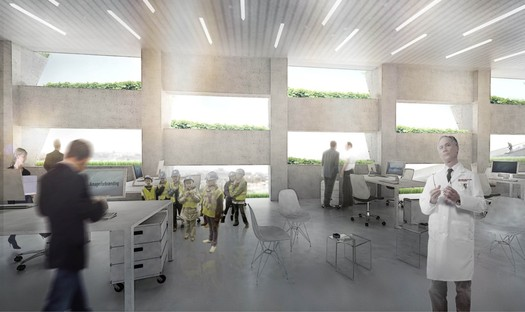 BIG designs the waste-to-energy plant of the future for Copenhagen