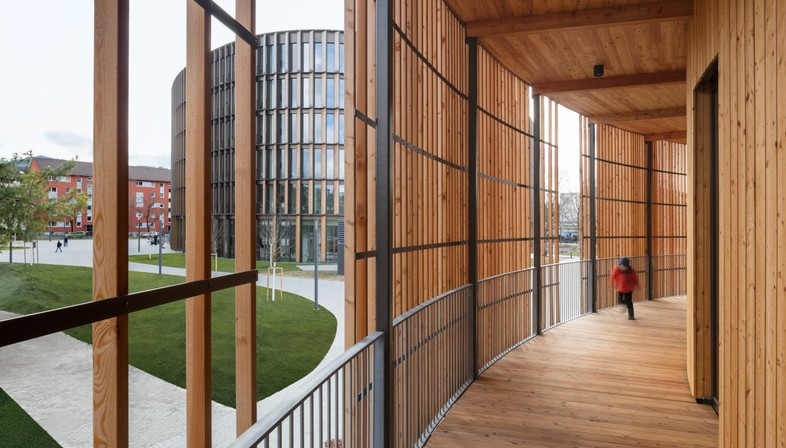 Ingenhoven Architects Freiburg Town Hall Freiburg