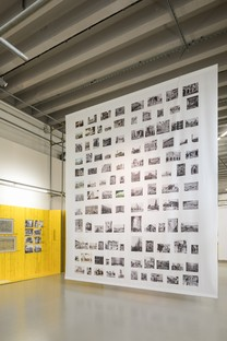 Exhibitions about reconstruction and the built environment at Triennale di Milano