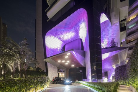 UNStudio completes The Scotts Tower in Singapore