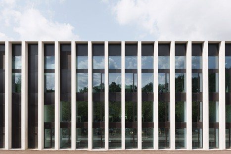 KAAN Architecten designs CUBE for Tilburg University