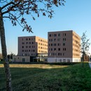 studio FTA Filippo Taidelli student residences at the Humanitas University Campus in Milan