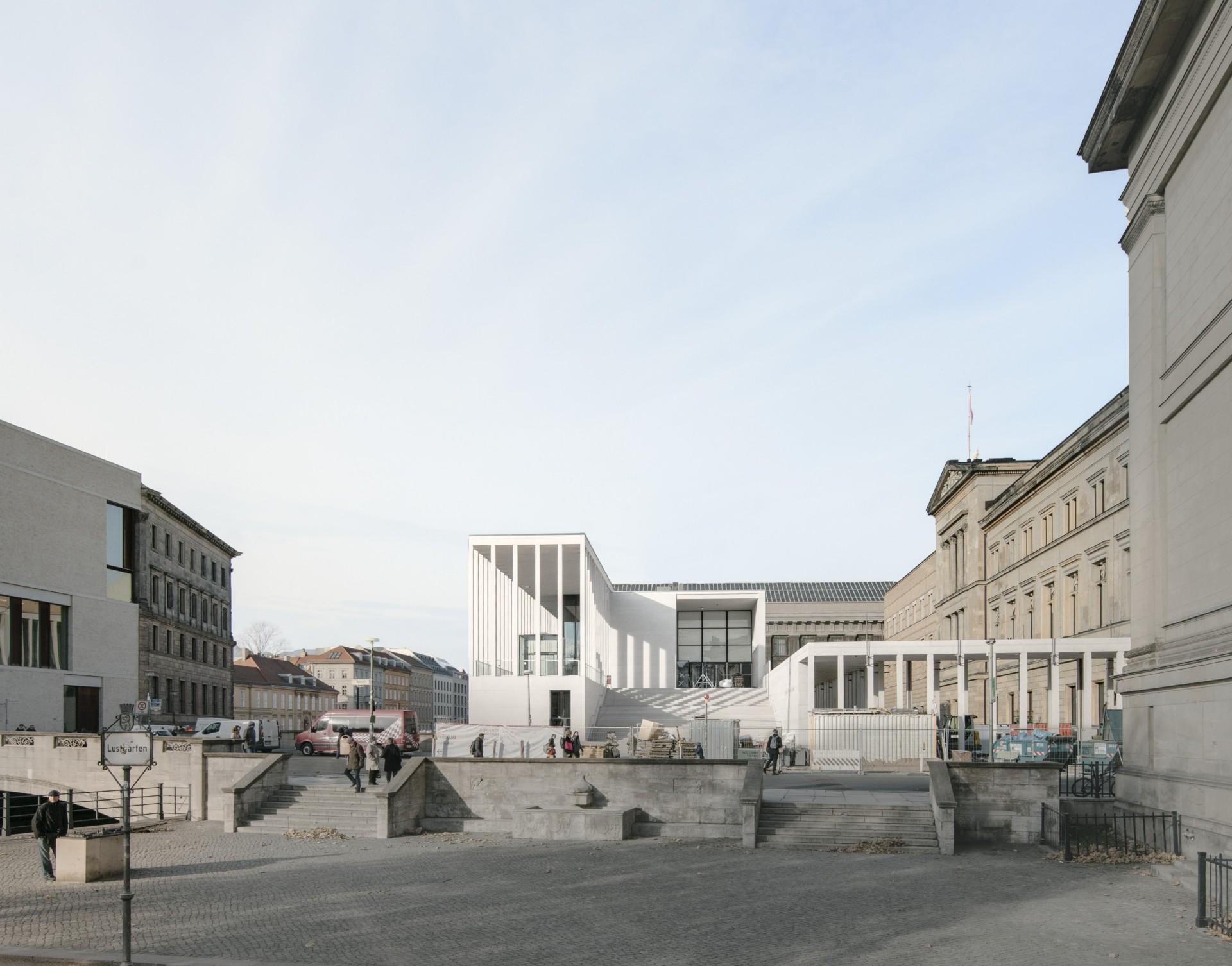 David Chipperfield Architects James Simon Galerie Berlin