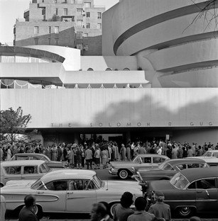 Frank Lloyd Wright's Guggenheim Museum turns 60