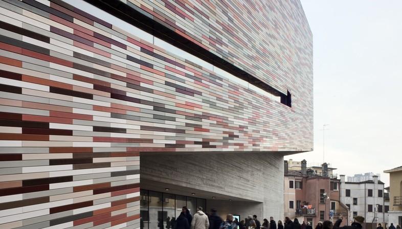 Sauerbruch Hutton M9 multimedia museum of the twentieth century in Mestre, Venice