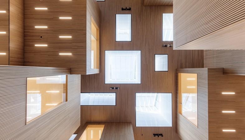 Christensen & Co. Architects and Rørbæk og Møller Architects Life Science Bioengineering B202 Building