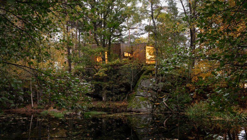 Architecture and nature as medical treatment: Snøhetta's Outdoor Care Retreat