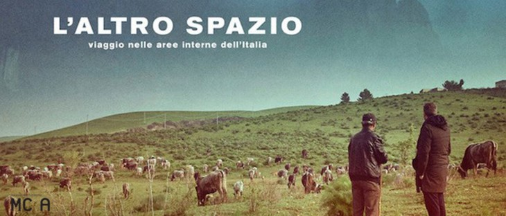 L'Altro Spazio documentary film about Mario Cucinella's travels in inland Italy