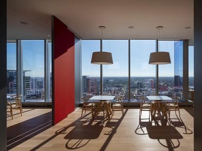 Alvisi Kirimoto interior design for offices in Chicago