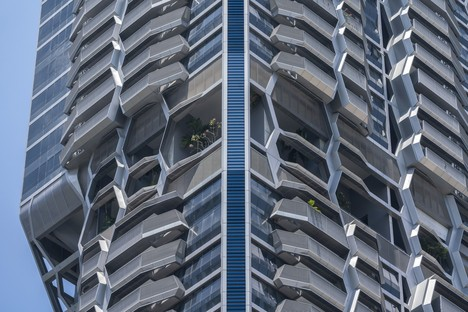 UNStudio V on Shenton, Singapore