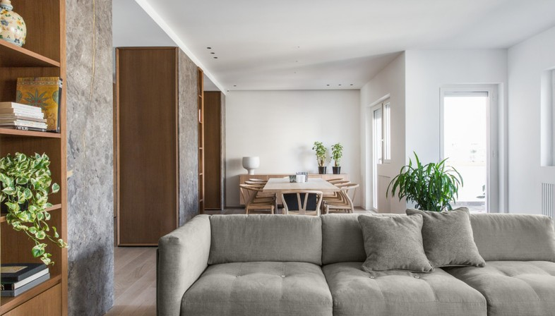 Studio DideA new image for a residential interior in Palermo