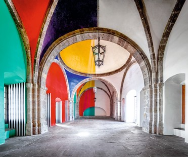 600 years in the history of Mexican architecture photographed by Candida Höfer