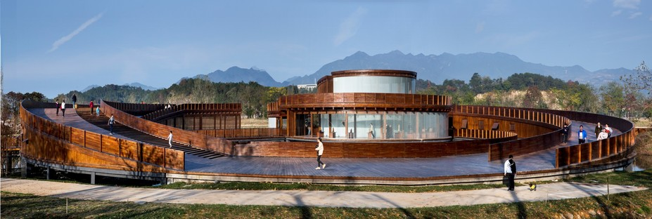 Rural Moves – The Songyang Story exhibition at the Vienna Architekturzentrum