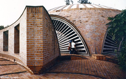 The Cuba Pavilion at the XXII Triennale di Milano International Exhibition