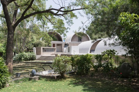 Balkrishna Doshi Architecture for the People exhibition